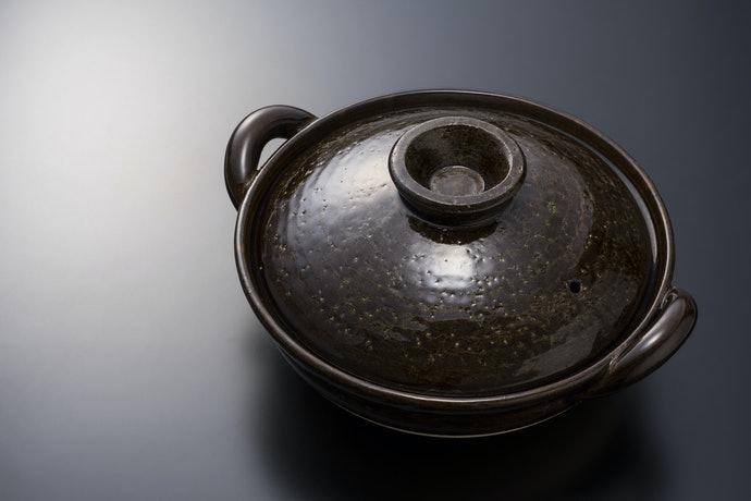 釜形土鍋:蓄熱保溫性高,米飯口感蓬鬆 Q彈