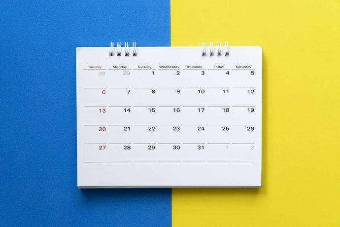 選擇與辦公室氛圍相襯的職場用桌曆