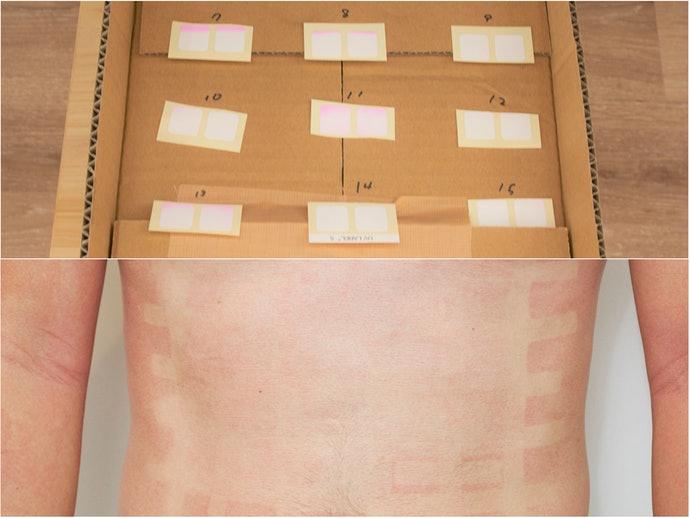 【實測結果】大多數產品在 UV標籤及人體實驗上效果皆令人驚豔!