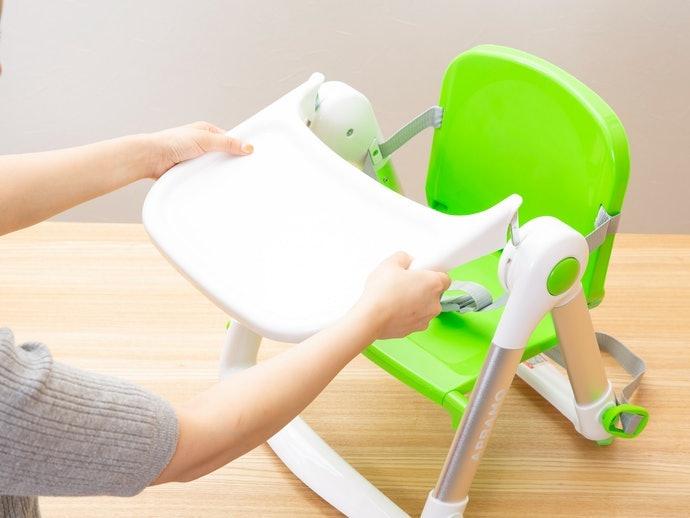【矮腳型實測結果】想輕鬆入座和起身,推薦「拆卸式餐桌」
