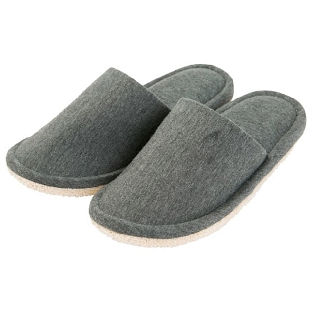 NITORI 宜得利 SWEEPING GY L 室內拖鞋 1