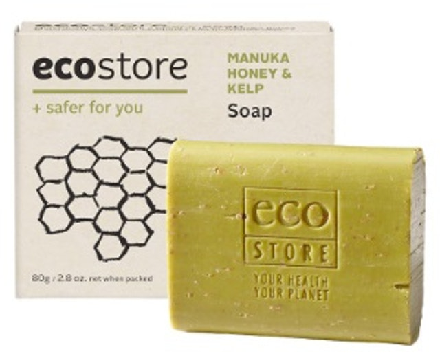 ecostore  純淨香皂 麥蘆卡蜂蜜海藻 1