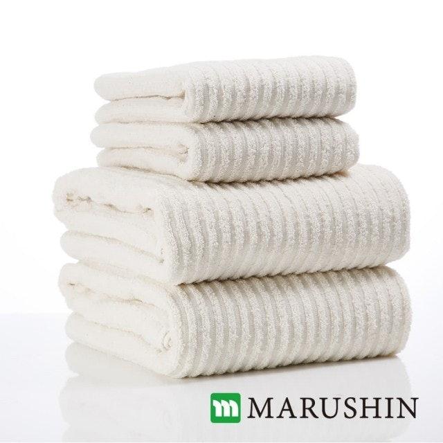 Marushin丸真 今治認證無染毛巾/浴巾 1