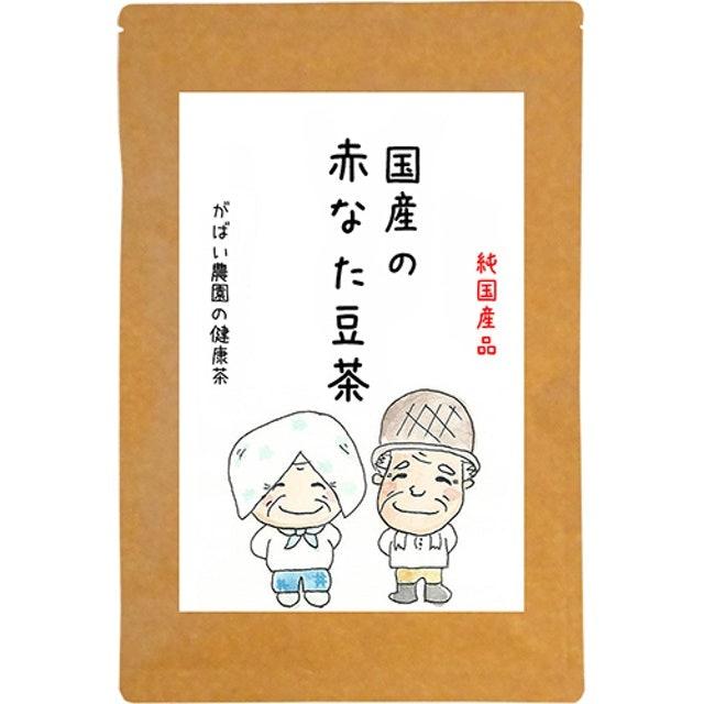 日本 純國手作茶飲 紅刀豆茶 1