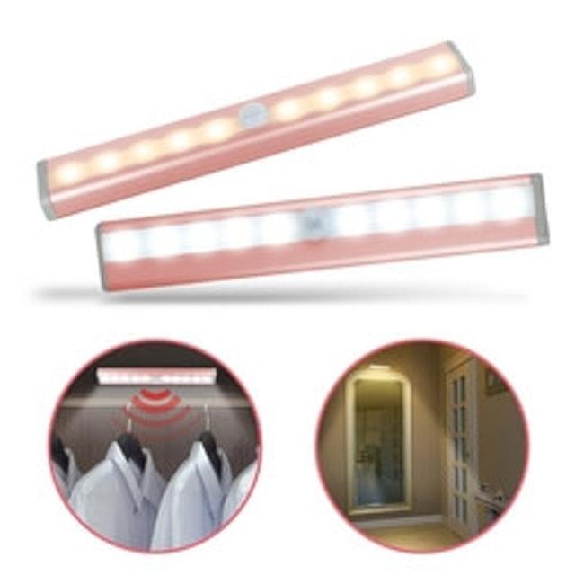 aibo  LED 磁吸式薄型迷你感應燈 1