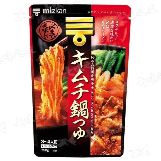 味滋康 泡菜鍋高湯 1