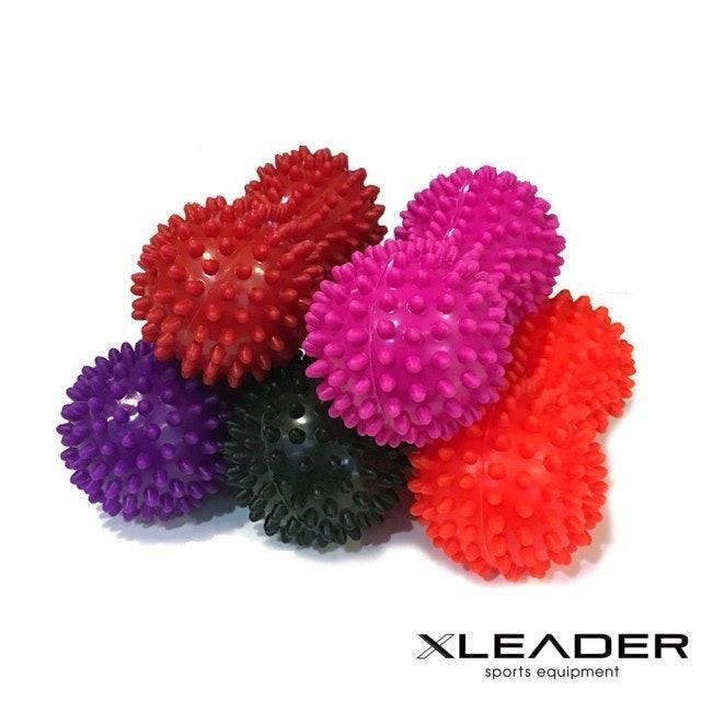 Leader X 加強版穴位紓壓刺蝟花生按摩球 1