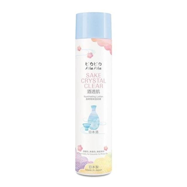 PIKAPIKA 日本清酒晶瑩亮白化妝水 1