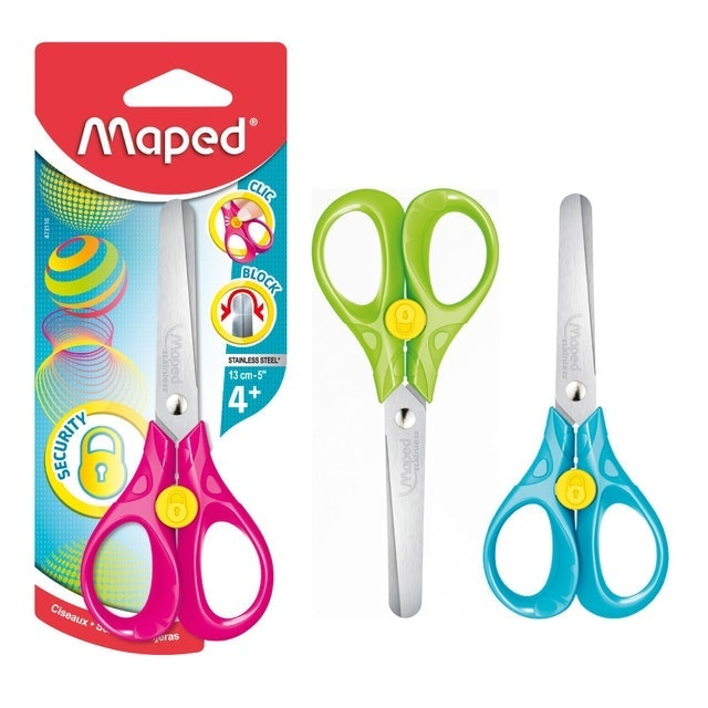 Maped 安全扣兒童剪刀 1