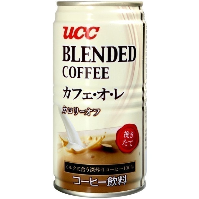 UCC 上島咖啡 歐蕾咖啡 1
