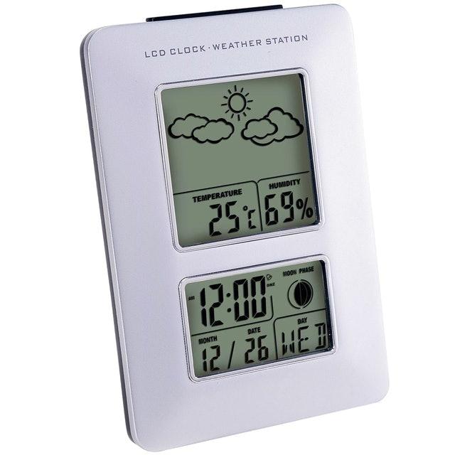 趣味天氣圖多功萬年曆電子鐘 1