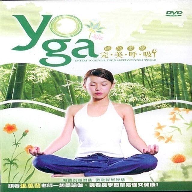 瑜珈美學完美呼吸DVD 1