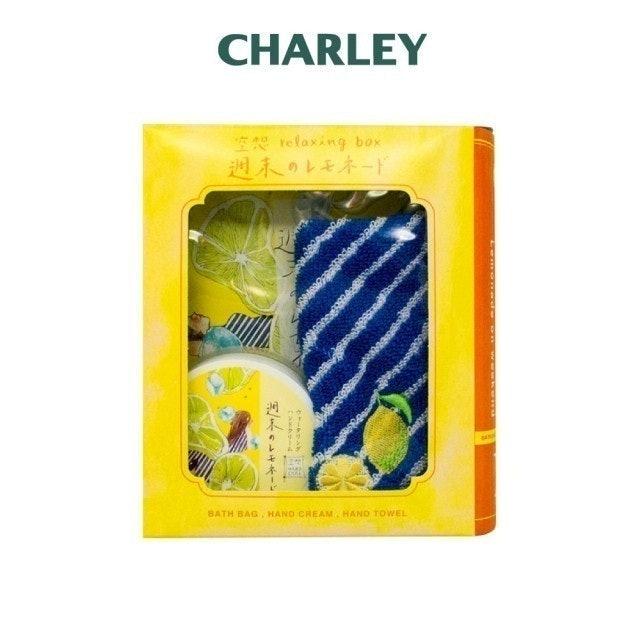 CHARLEY 週末檸檬水禮物盒 1