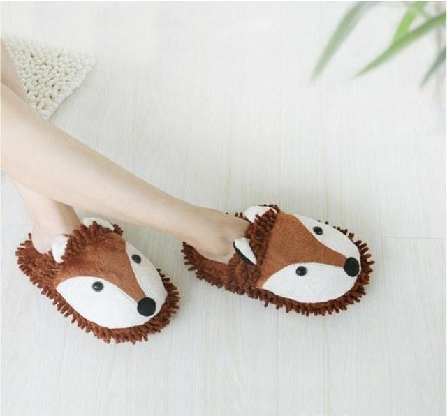擦地板拖地鞋 1