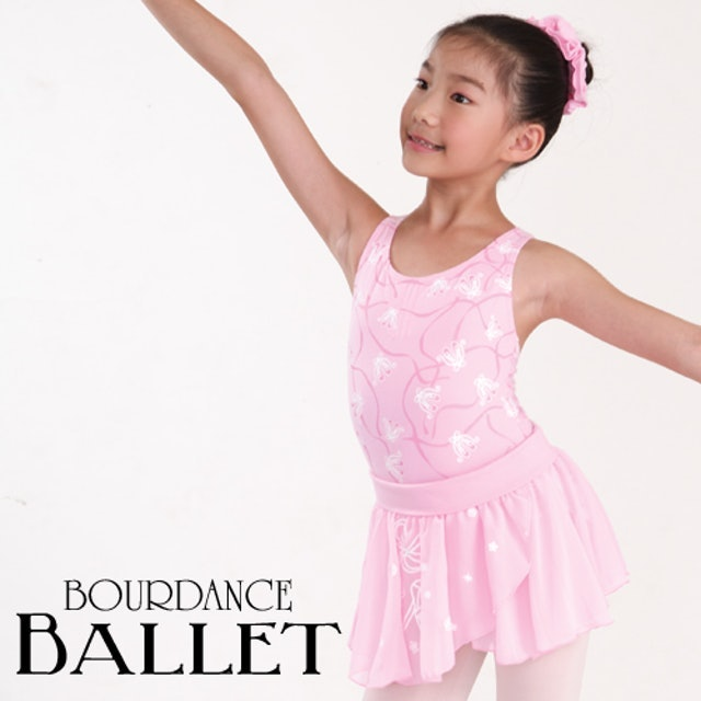 寶琦華Bourdance 小舞鞋兒童芭蕾舞衣 1