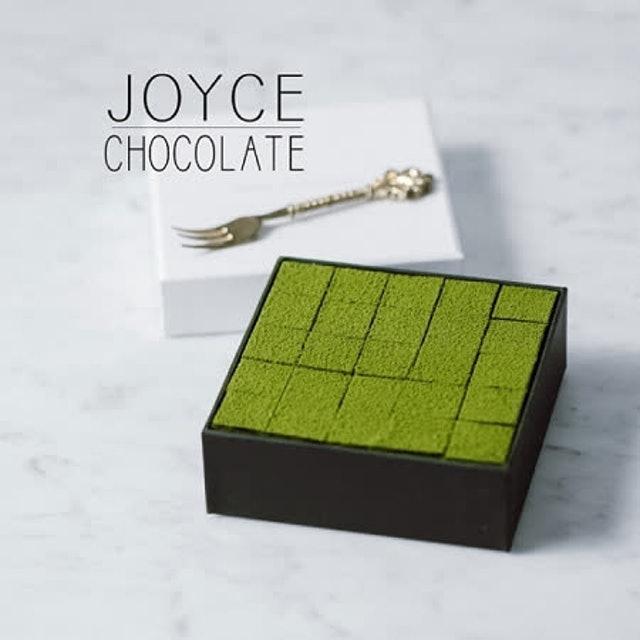 JOYCE巧克力工房 抹茶生巧克力禮盒 1
