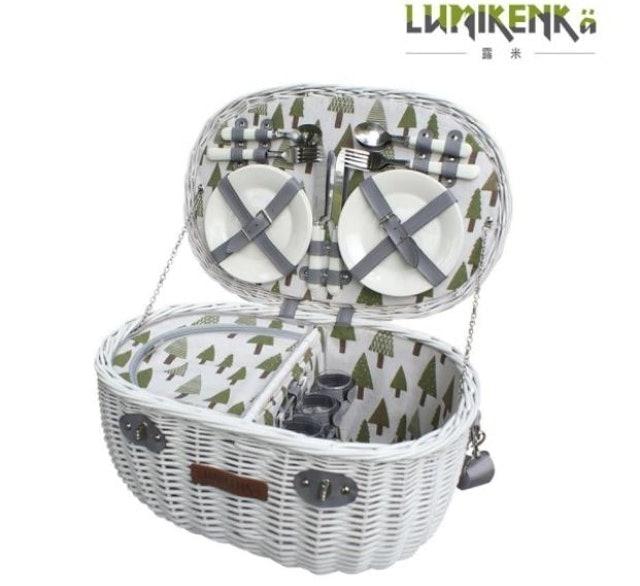 Lumikenka露米 伊瓦爾野餐提籃 1