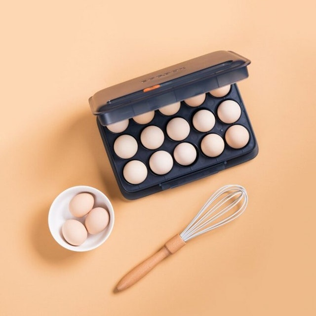 可立式雞蛋收納盒 1