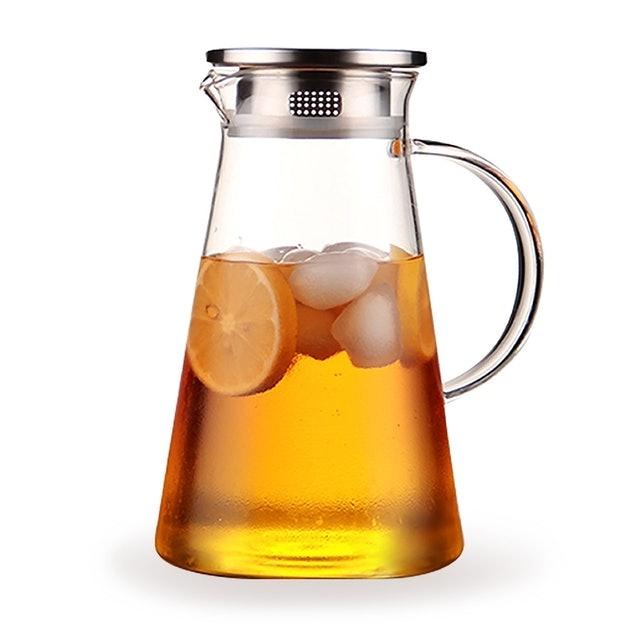 Incare 耐高低溫玻璃冷水壺 1