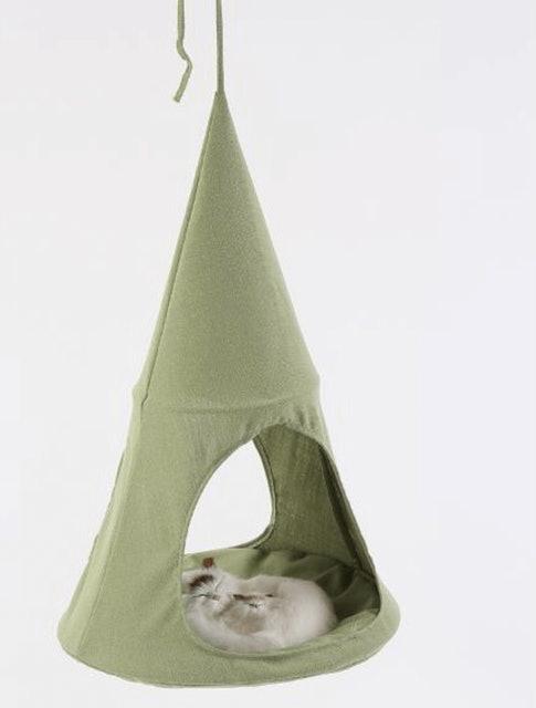 帳篷式貓吊床 1