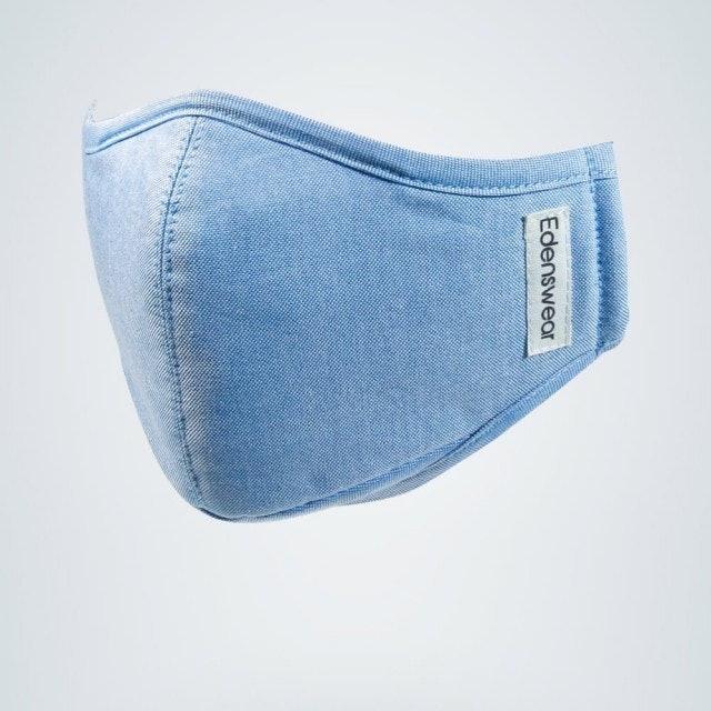 Edenswear 鋅纖維防霾口罩 1