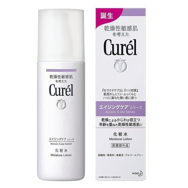 Curel 珂潤 逆齡彈潤精萃水 1