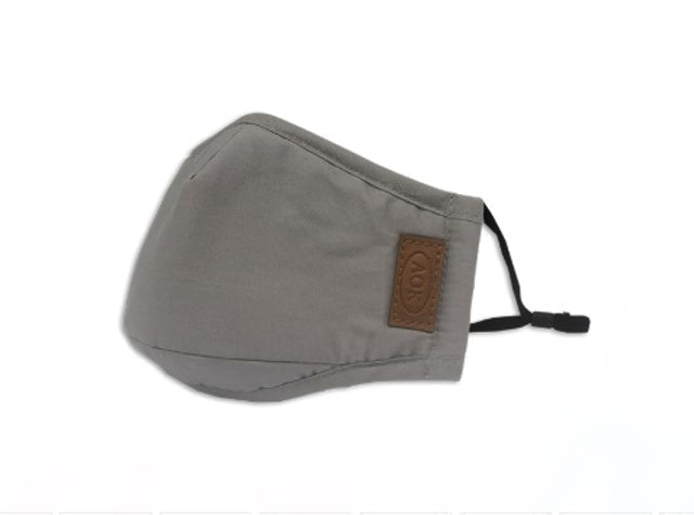 AOK飛速 防空汙PM2.5布面口罩 1