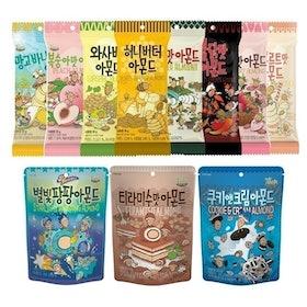 推薦十大韓國零食人氣排行榜【2021年最新版】 4