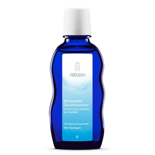 WELEDA薇蕾德  金縷梅淨膚化妝水 1