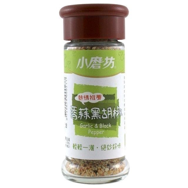 小磨坊Tomax 香蒜黑胡椒 1