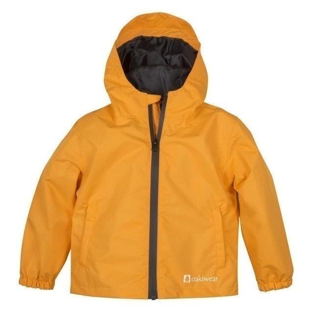 美國 OAKI 兒童防水外套/擋風雨衣 1