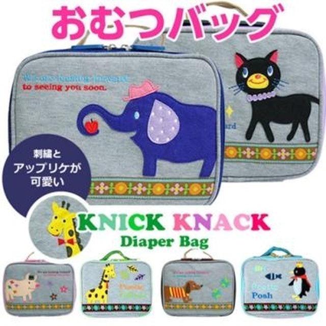 KNICK KNACK POPPINS 尿布消臭包 1