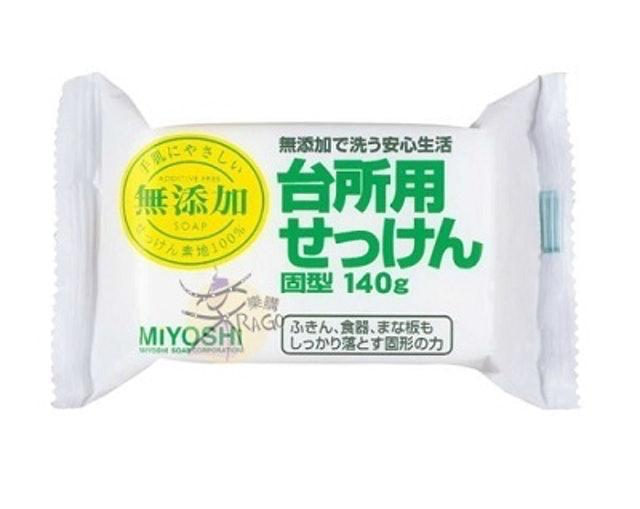 MIYOSHI玉之肌 全效廚房洗淨皂 1