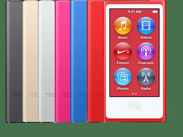 Apple  iPod nano7 1