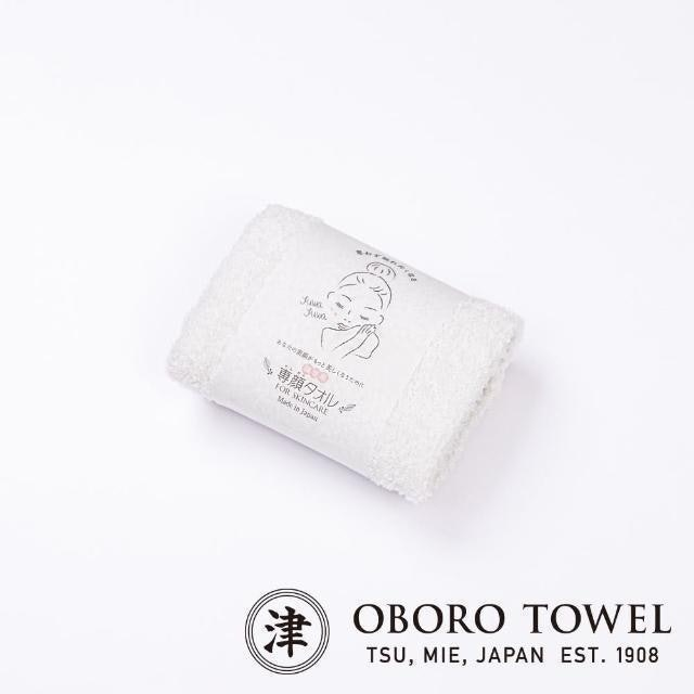 OBORO TOWEL 津  三倍吸水專顏洗臉毛巾 1