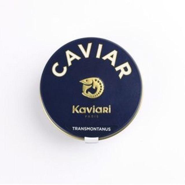 Kaviari 白鱘魚魚子醬 1
