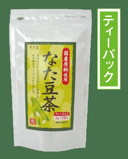 日本 壽老園 刀豆茶 1