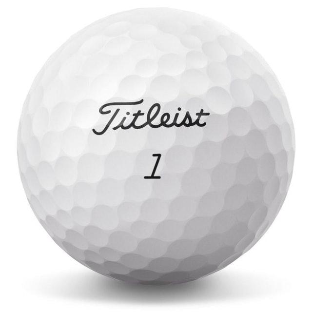 Titleist PRO V1高爾夫球  1