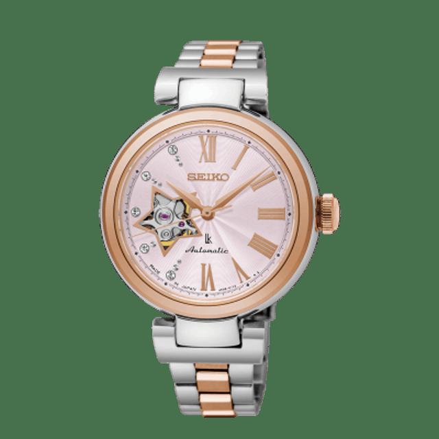 SEIKO 經典機械錶 1