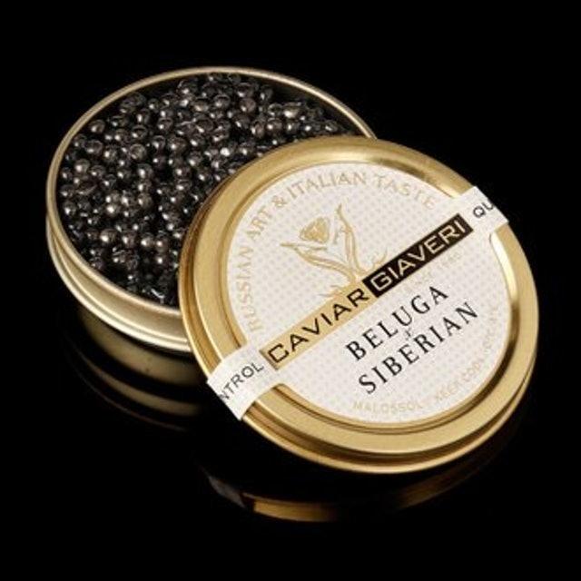 Caviar Giaveri 貝魯迦魚子醬(白蓋) 1