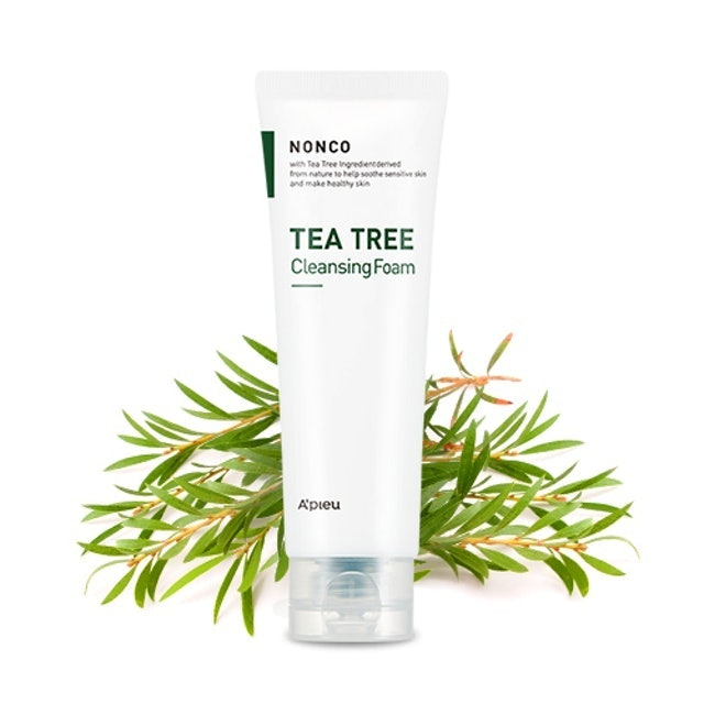 A'PIEU  茶樹溫和舒緩潔面乳 1