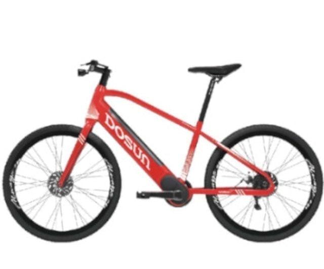 DOSUN 智慧動能電動輔助自行車 1
