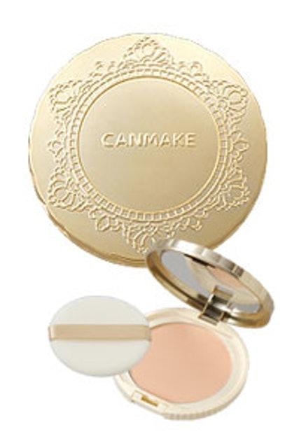 CANMAKE 棉花糖蜜粉餅 1