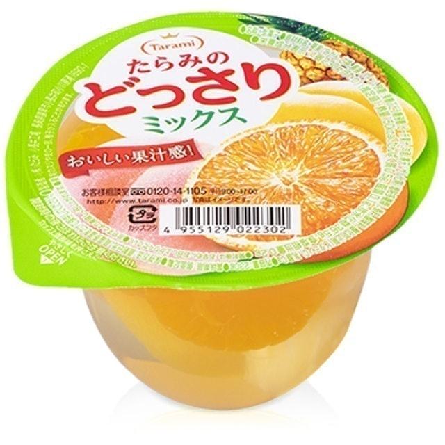 日本TARAMI 鮮果肉果凍 1