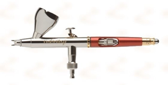 H&S Infinity 雙動噴筆 1