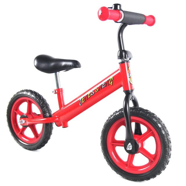 JS  12吋兒童平衡滑步車 1