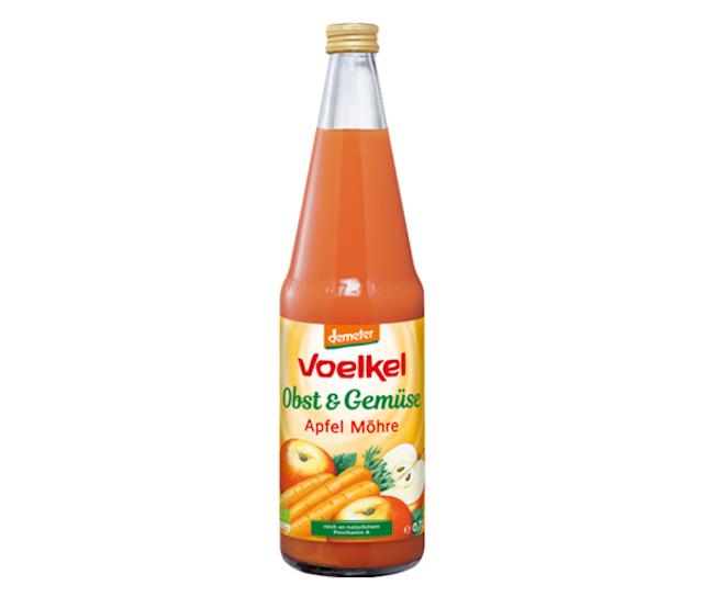 Voelkel  有機蘋果胡蘿蔔汁 1