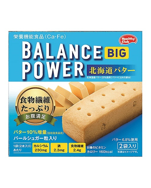 Hamada Balance Power Big  蘇格蘭奶油酥餅代餐棒 1