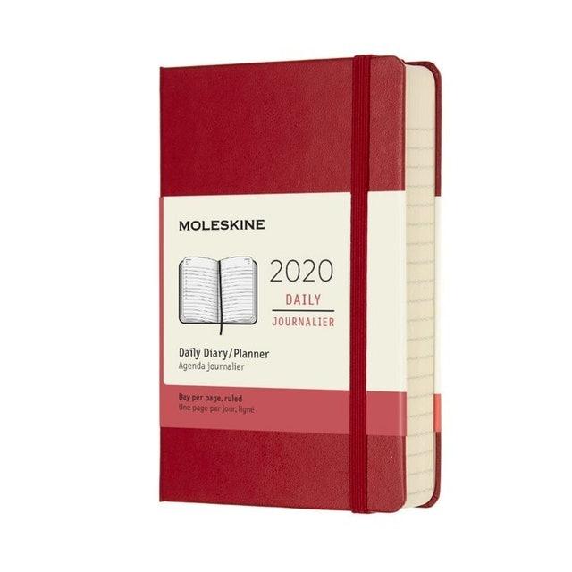 Moleskine 2020 12-Month Daily Planner 1