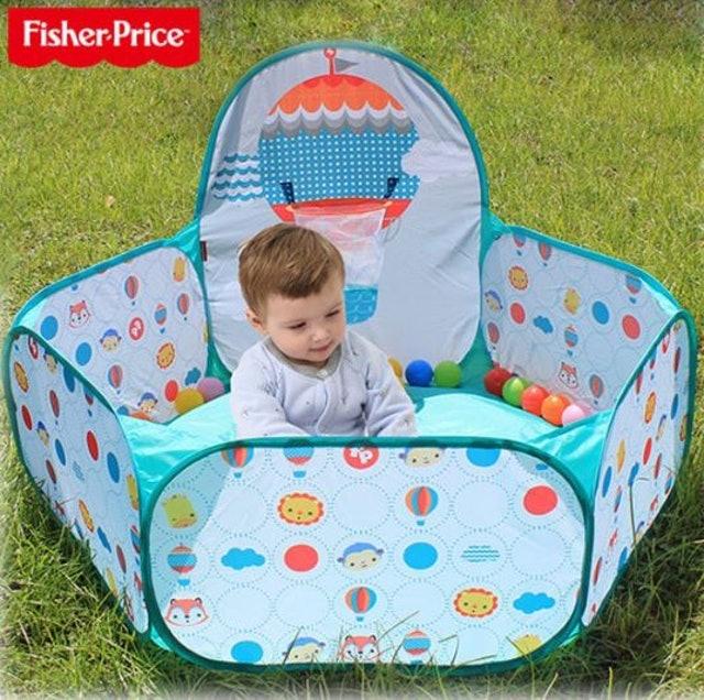 Fisher-Price費雪  球池圍欄 1